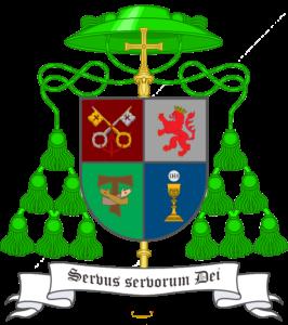 Bishop Gregory Godsey's Episcopal Shield